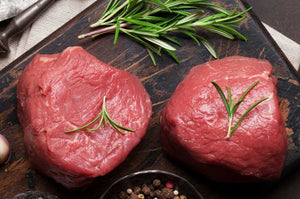 NZ PREMIUM GRASS-FED BEEF TENDERLOIN STEAKS (EYE FILLET, 8OZ|227G) | BUY 9 & GET 1 FREE | AUSSIE MEAT HK | MEAT DELIVERY | SEAFOOD DELIVERY | BUTCHER | GROCERY STORE