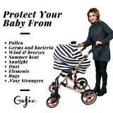 MULTI-USE COVER - ZEBRA
