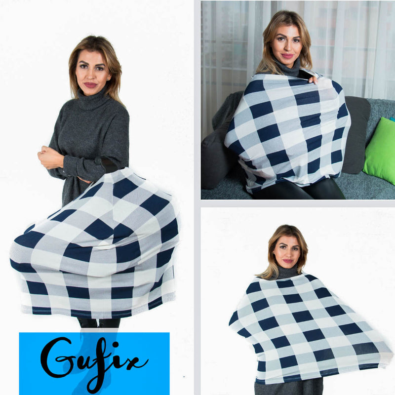 Premium Gufix Cover - Navy Blue