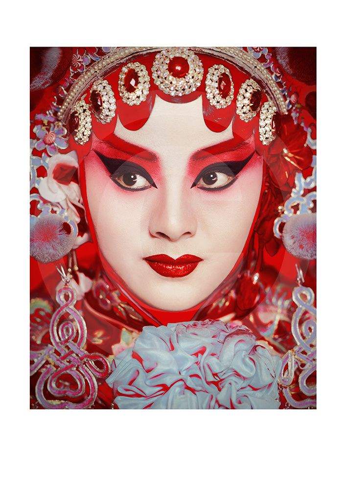 Peking Opera Fine Art Open Edition Print #01