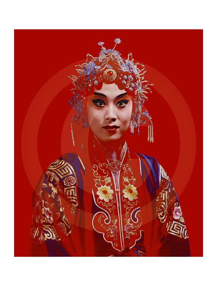 Peking Opera Fine Art Open Edition Print #02