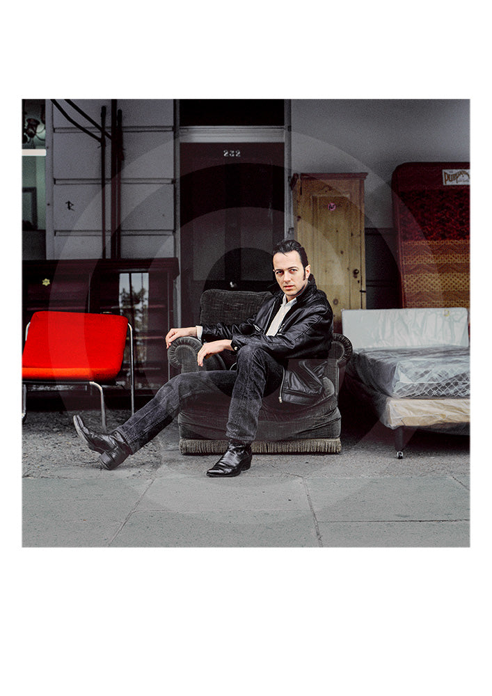 1in100 Collectors Signed Ltd Edition Print- Joe Strummer #03