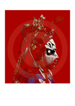 Peking Opera Fine Art Open Edition Print #03