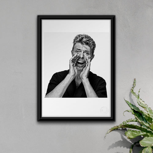 A3 David Bowie Fine Art Open Edition Print #04
