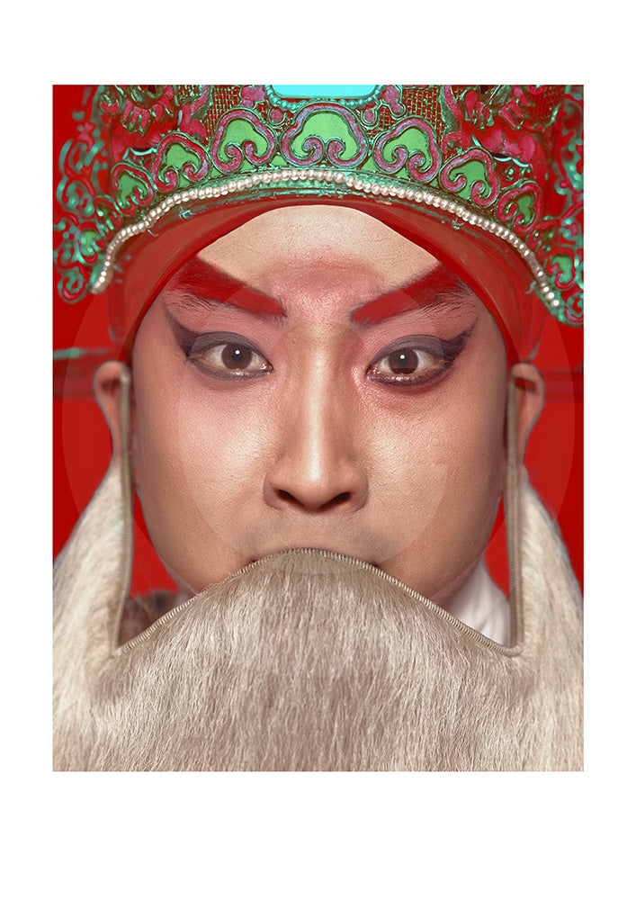 Peking Opera Fine Art Open Edition Print #05