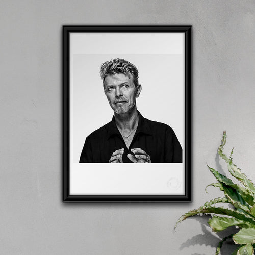 A3 David Bowie Fine Art Open Edition Print #07