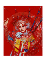 Peking Opera Fine Art Open Edition Print #08