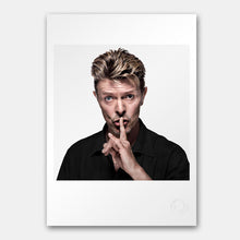 A3 David Bowie Fine Art Open Edition Print #08