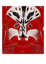 Peking Opera Fine Art Open Edition Print #09