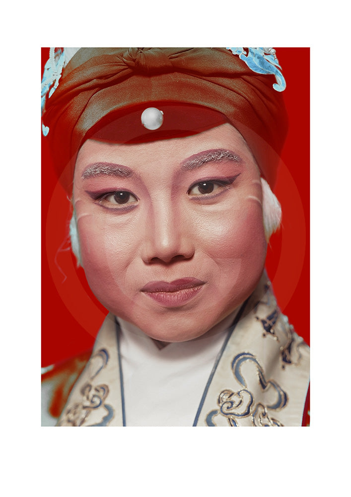 Peking Opera Fine Art Open Edition Print #11
