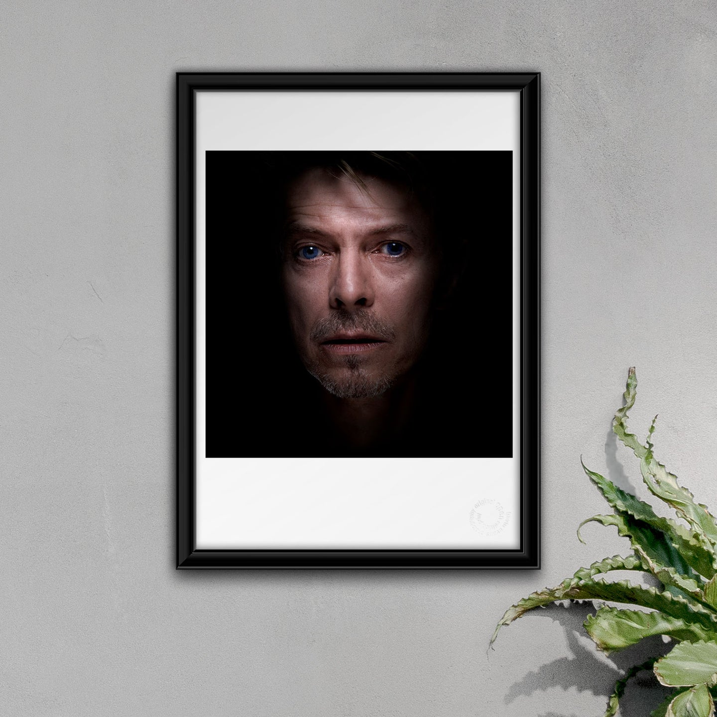 A3 David Bowie Fine Art Open Edition Print #12