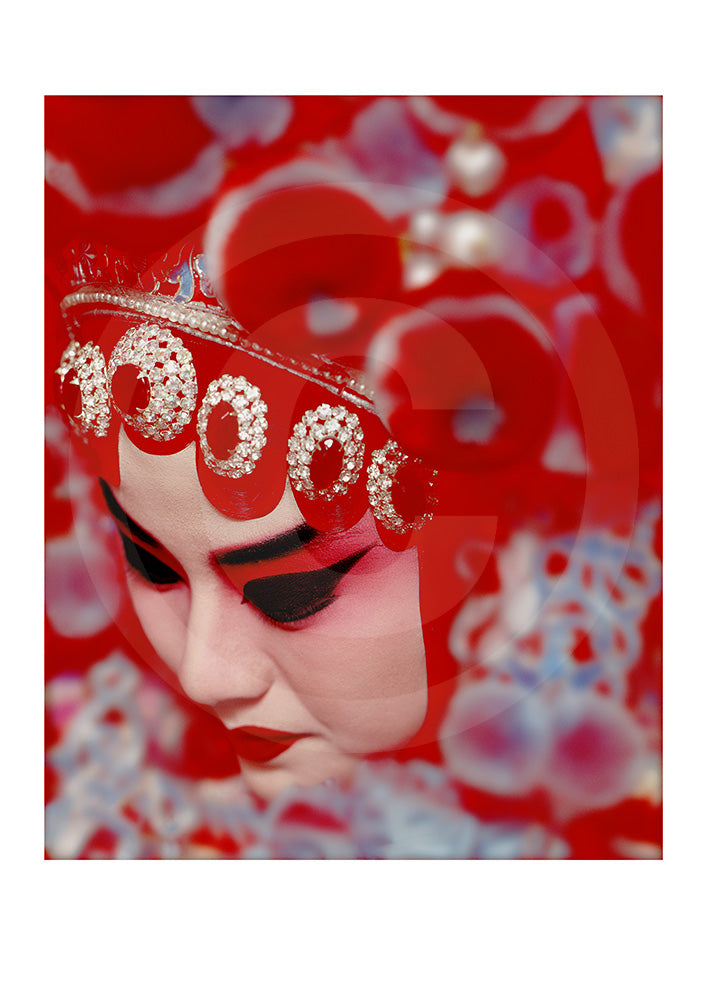 Peking Opera Fine Art Open Edition Print #13