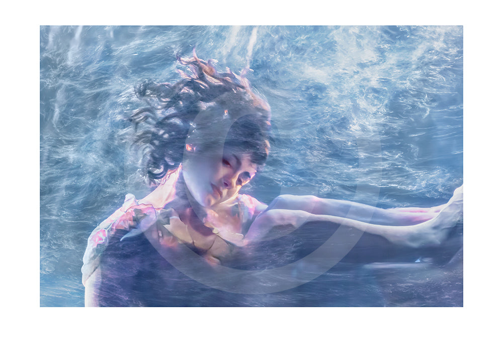 1in100 Collectors Signed Ltd Edition Print- Sirens #01
