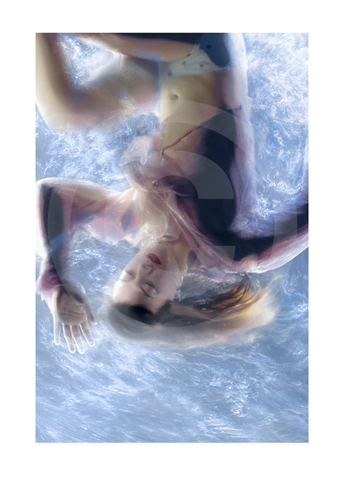 1in100 Collectors Signed Ltd Edition Print- Sirens #04