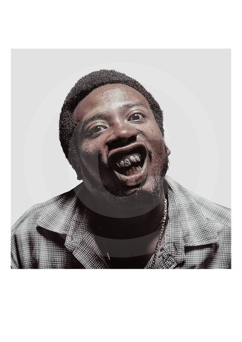 Ol' Dirty Bastard Fine Art Open Edition Print #01