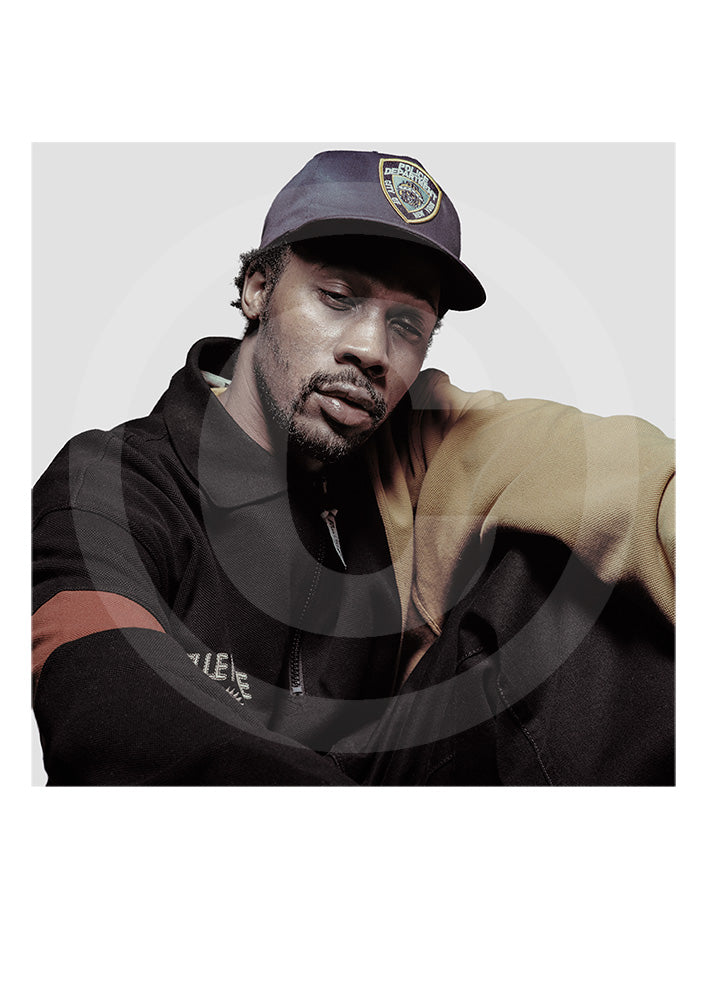 The RZA Fine Art Open Edition Print #01