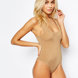 ASOS Hi-Leg Hi-Shine Body
