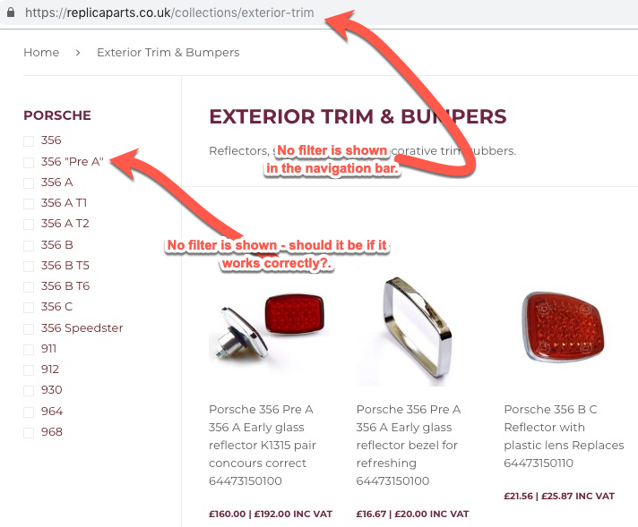 Filtering by tags in collection not working - Shopify Community