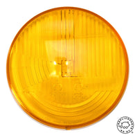 VW yellow headlight lens RHD Golf Mk1 Mk2 Beetle 1973 to 2003, Bus T2 - 115 560 replicaparts.co.uk