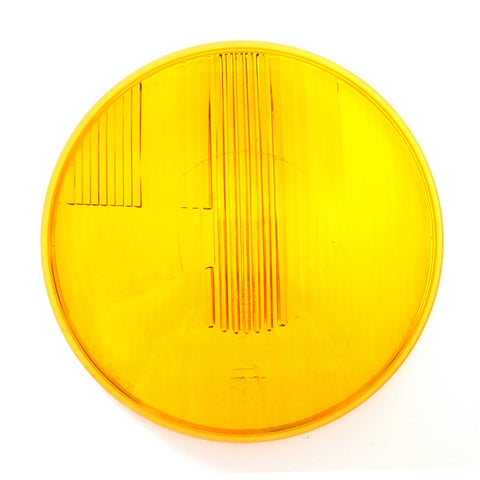 VW Bosch yellow headlight lens RHD Bug Bus T2 Fridolin Kubel Type181 1600 Type3 1305604051 1.305.604.051 ReplicaParts.co.uk