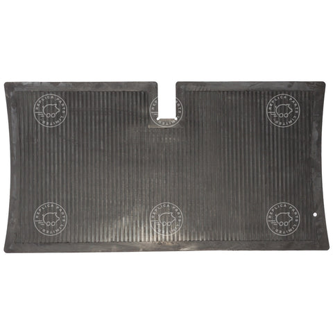 Porsche 356 Pre A early (-52) front rubber luggage trunk mat. Replaces 35653800