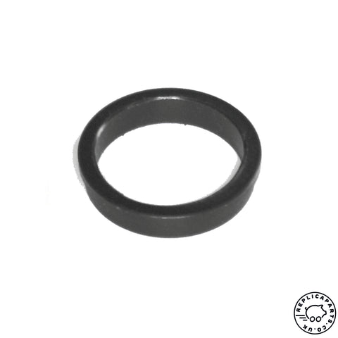 Porsche 356 pre A 1950-1955 Dash Indicator Light Ring Seal Replaces 356610736 ReplicaParts.co.uk