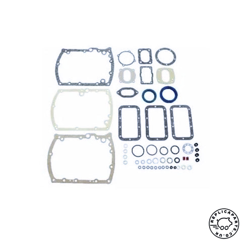 Porsche 356 All Porsche 912 Engine Case Gasket Set 61610190101 ReplicaParts.co.uk