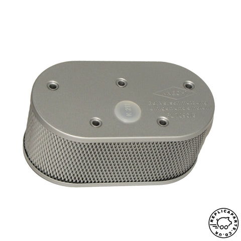 Porsche 356 Super-90 SC 912 Air Filter for Solex 40P11-4 Carburettor 61610820301 ReplicaParts.co.uk
