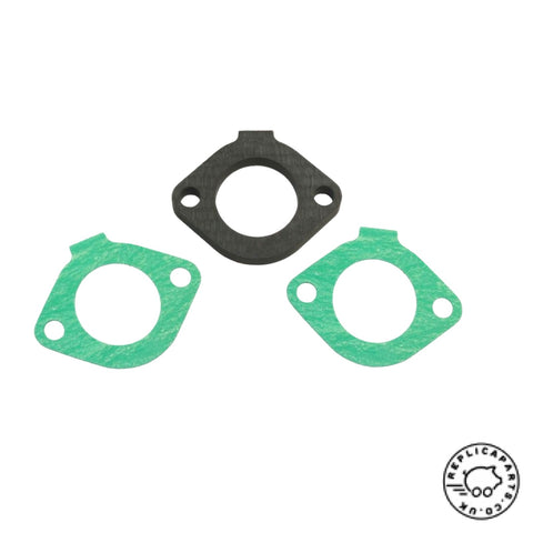 Porsche 356 Pre A A B T5 T6 Fiber Spacer and Gaskets Replaces 61610844000 ReplicaParts.co.uk