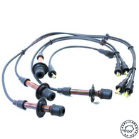 Porsche 356 912 Ignition wire set straight brown connector 61610995400 ReplicaParts.co.uk