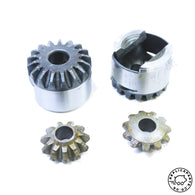 Porsche 356 Differential Gear Set All Transmissions 4-Piece Replaces 64433204300 ReplicaParts.co.uk