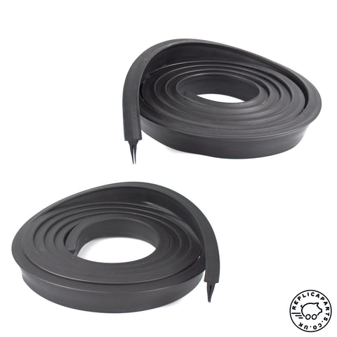 Porsche 356 European Engine Compartment Ducting Seal Set 64436900300 ReplicaParts.co.uk