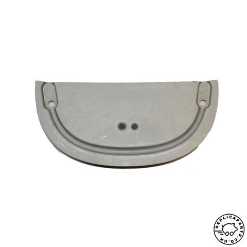 Porsche 356 B C Gear Shift Linkage Tunnel Inspection Cover Replaces 64450473006 ReplicaParts.co.uk