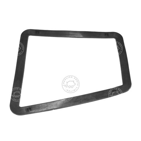 Porsche 356 to 356 B T5 Black steering box cover seal Replaces 644.504.921.00