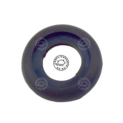 Porsche 356 356 A Rear overrider tube inner round grommet Replaces 64450529101