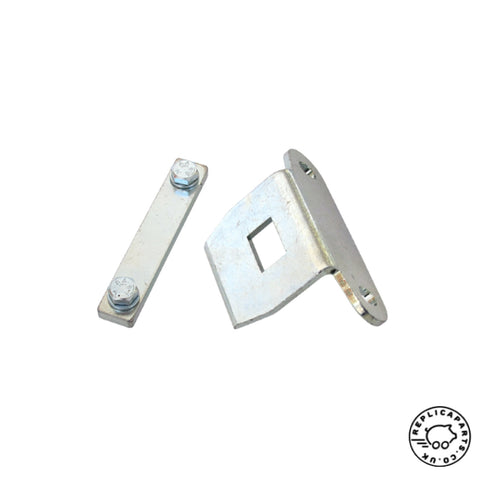 Porsche 356 356 B T6 C 1962-1965 Rear Upper Latch Replaces 64451251106 ReplicaParts.co.uk