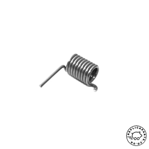 Porsche 356 B T6 C 911 912 1962-68 Seat Lever Spring Right Replaces 64452133406 ReplicaParts.co.uk