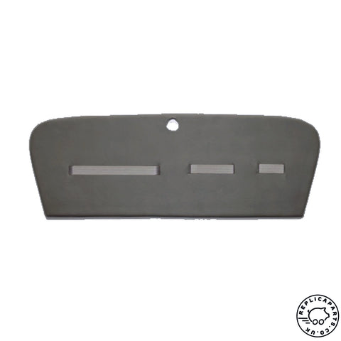 Porsche 356 A B Glove Box Lid Liner Grey Vinyl As Original Replaces 64455203700 ReplicaParts.co.uk