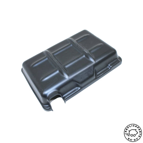 porsche 356 b c battery cover 64461112112 replicaparts.co.uk