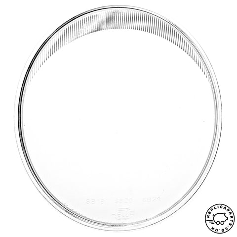 VW Hella headlight lens clear for US delivered Beetle Kafer Bug to 07-1967