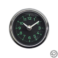 Porsche 356 Dash Clock Quartz VDO-Style 60mm Replaces 64474170110 64474170210 ReplicaParts.co.uk