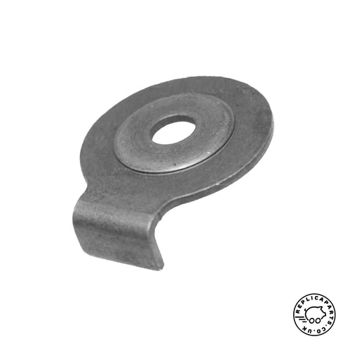 Porsche 356 C 911 912 1965-1989 Heater Lever Lock Plate Replaces 91142473504 ReplicaParts.co.uk