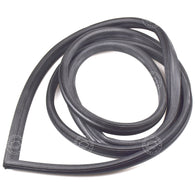 Porsche 911 1965-94 Rubber door seal hollow L or R Improved Replaces 91153109503
