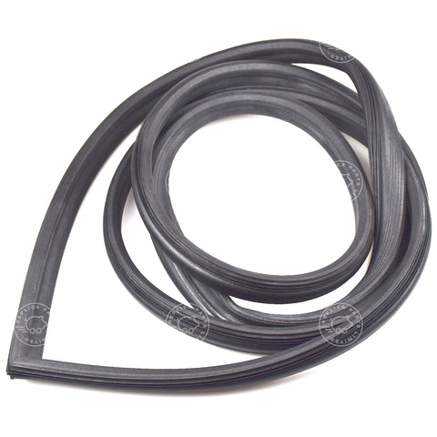 Porsche 911 1965-94 Rubber door seal hollow pair Improved Replaces 91153109503