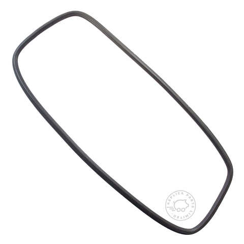 Porsche 911 912 windshield seal trim deco groove shaped Replaces 91154122504