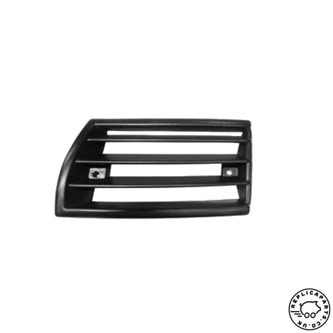 Porsche 911 1973 Horn Grille Black Left Replaces 91155943103 ReplicaParts.co.uk