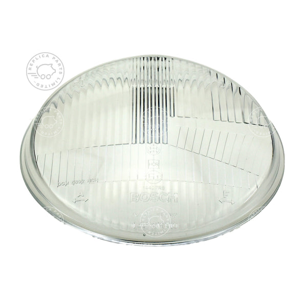 Porsche 356 C Euro 911 912 up to 1967 Bosch headlight lens Replaces 90163111100