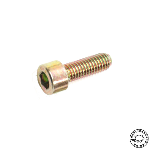 Porsche 356 B C 911 70-94 Pan Head Screw for Electrical Mounting Plate N0147032 ReplicaParts.co.uk