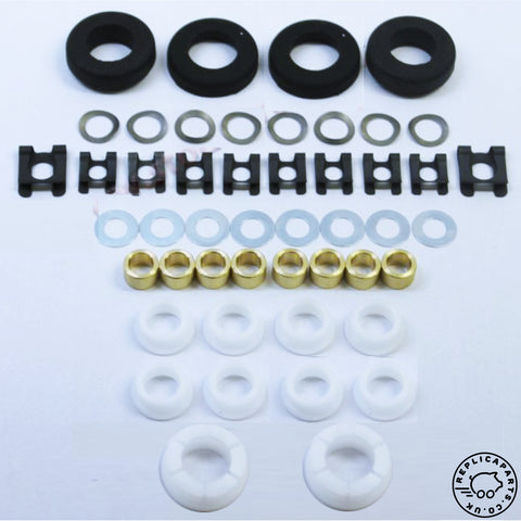 Porsche 911 912 1965-1968 Wiper Assembly (bushings clips bearings) Repair Kit ReplicaParts.co.uk