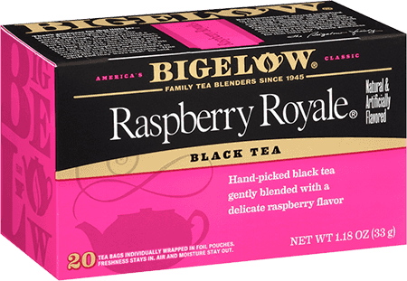 Bigelow - Raspberry Royal (28 bags) - Tea - Tea Bags